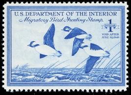 RW15, Mint VF NH DUCK Stamp Cat $60.00 - Stuart Katz - $35.00