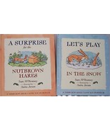 Sam McBratney Lot Nutbrown Hares In The Snow An... - $12.86
