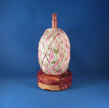 Select Cedar Yarn/Thread Holder - Satin Acrylic Finish - $37.50