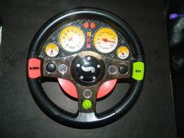"""""""Start It Up"""" Mattel 1999 HandHeld Electronic Steering Wheel Game - $19.00"""