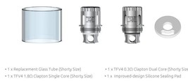 Smok TFV4 Mini Backup Kit - $15.00