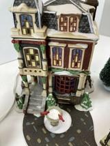 """Department 56 Dickens' Village Gift Set """"Chancery Corner - $29.65"""