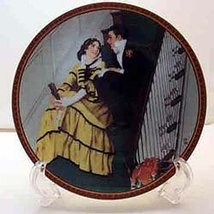 "Norman Rockwell-""TENDER ROMANCE""-Treasured Memories by Knowles - $19.60"