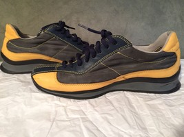 Prada Womens Sneaker Style Shoes #1341 Size 5.5 - $19.79