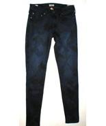 New Womens 31 True Religion Brand Jeans NWT Casey Skinny Blue Dark Hound... - $169.00