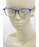 NEW Emilio Pucci EP2701 Optical Eyeglass Frames RX Ready Labirinto Blue ... - $79.50