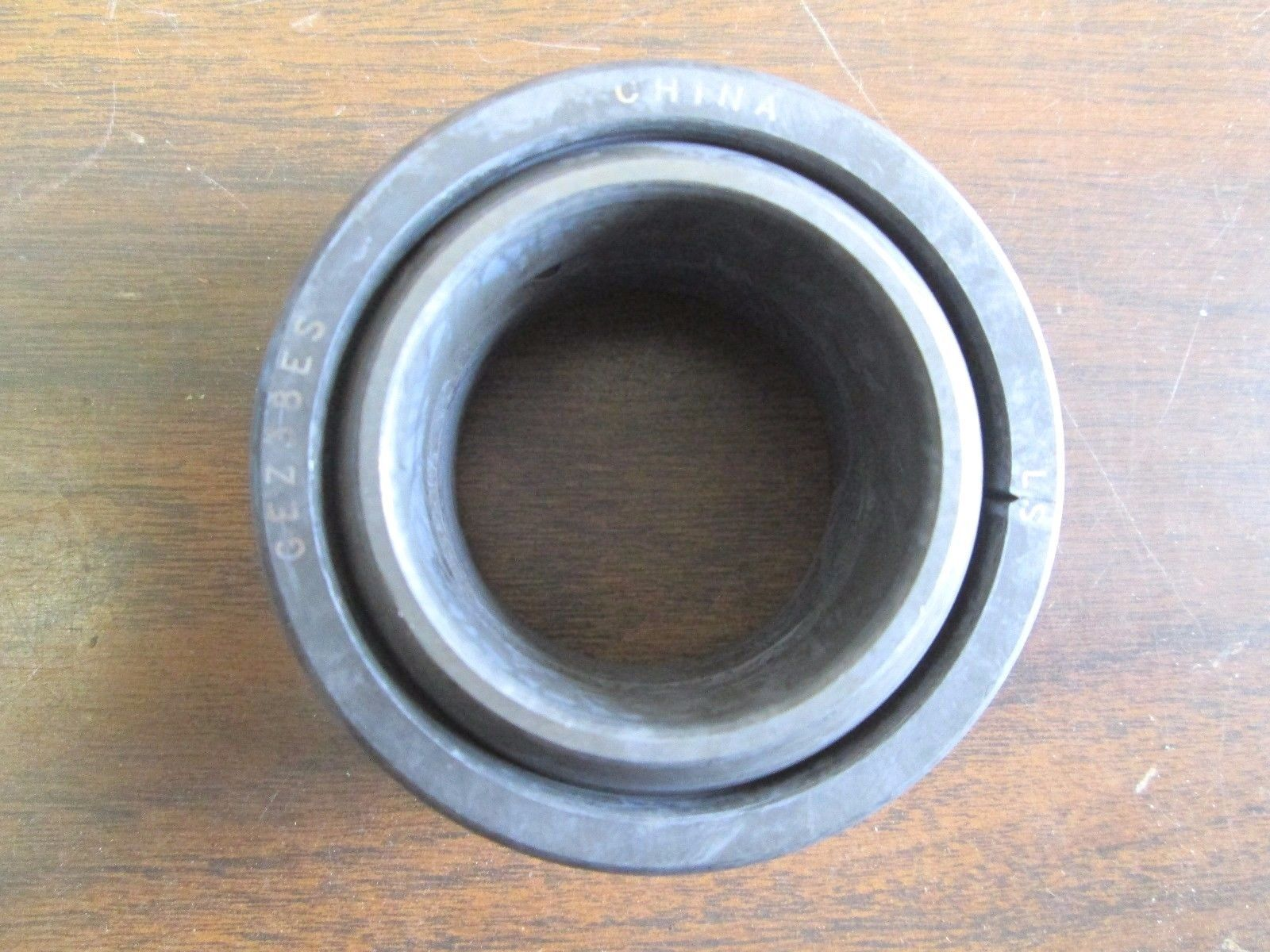 "Primary image for GEZ108ES,  Precision Bearings,  Self Aligning Bearing, 1.5"" x 2.437"" x 1.312"""