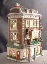 Dept 56 Dickens Crown & Cricket Inn 57509 Retired by Department 56 - $183.02