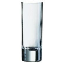 72X Arcoroc Islande Shot Glasses 60ml Commercial Pub Bar Restaurant Dini... - $70.26