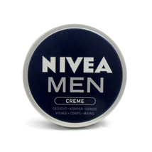 Nivea Creme for Men for Face, Body, Hands NEW in pocket tin - $4.99