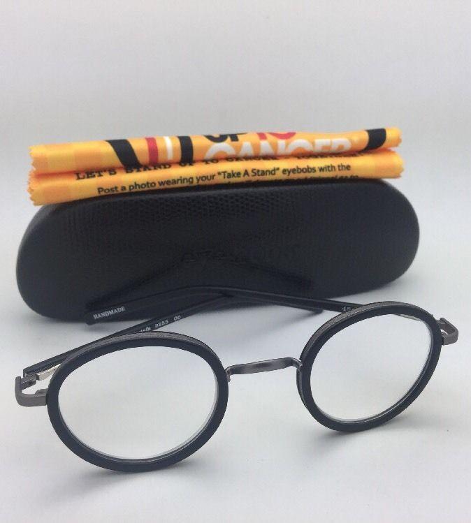 ccd52cf0abdb Readers EYE•BOBS Eyeglasses BIG BRIEFS 2255 00 +3.50 45-25 Matte Black