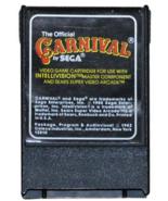 Carnival (Intellivision, 1982) - $6.00
