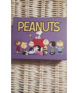 SNOOPY LOVERS ~ PEANUTS & FRIENDS 12 NOTECARDS AND LINED JOURNAL. NWT - $19.99