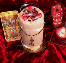 Power-Binding Love Me Blood Spell Candle Ritual To Make Them Love You Forever! - $311.11