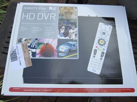 Direct TV HD DVR Receiver HR22 with Remote - Never Used - $149.99