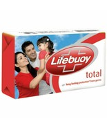 Lifebuoy total soap bar Total protection against 10 infection causing ge... - $5.99