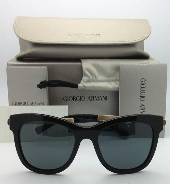 498f0889c017 Authentic GIORGIO ARMANI Sunglasses AR 8011 5017/87 Black ...