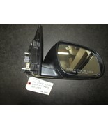 10 11 12 KIA FORTE ELECTRIC RIGHT SIDE MIRROR RED OEM *See item descript... - $59.40