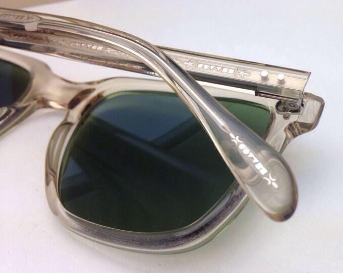46406c9d7a New OLIVER PEOPLES Sunglasses NDG-1 OV 5031-S 1094 52 Buff w
