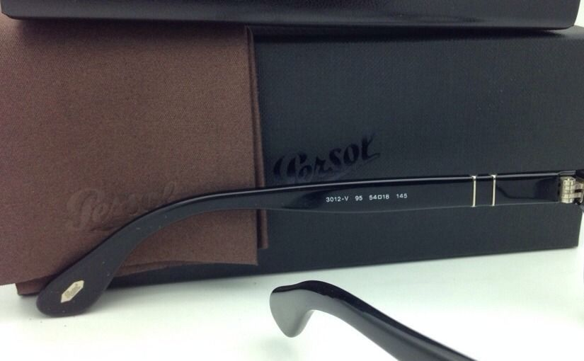 7cfdf992899 New PERSOL Rx-able Eyeglasses Frames 3012-V and 50 similar items