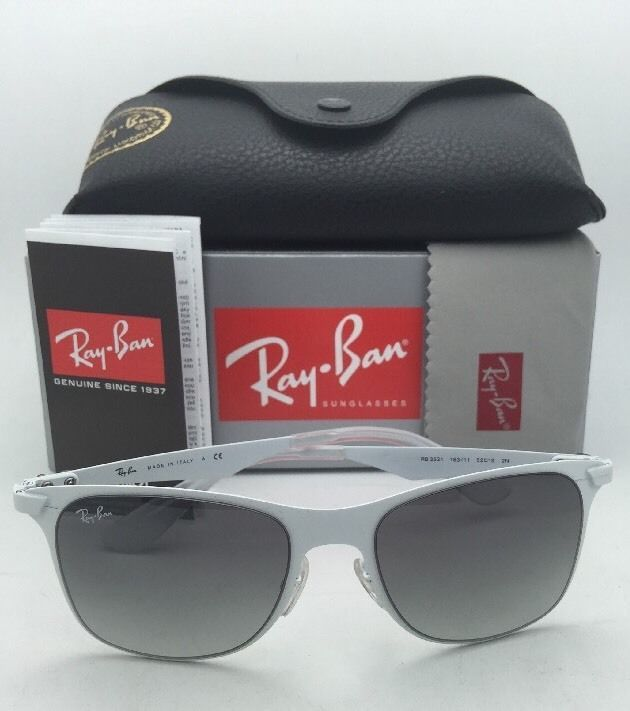 afd40024fb21 New Ray-Ban Sunglasses RB 3521 163 11 52-18 and 50 similar items
