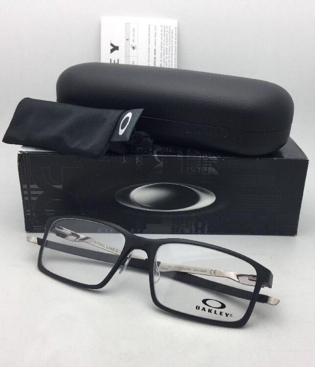 98a2f976bf New OAKLEY Eyeglasses STEEL LINE S OX8097-0154 54-17 140 ...
