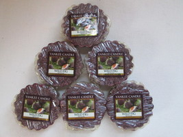Lot of 6 Yankee Candle Tarts ~~WILD FIG~~ 8 hour - $10.50