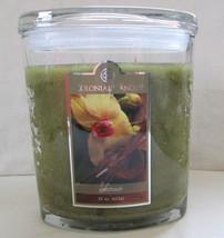 Colonial Candle 22 oz Jar PATCHOULI w/ lid - $34.99
