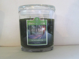 Colonial Candle SPRING AWAKENING  Jar 8 oz w/ lid, 50 hrs - $10.50