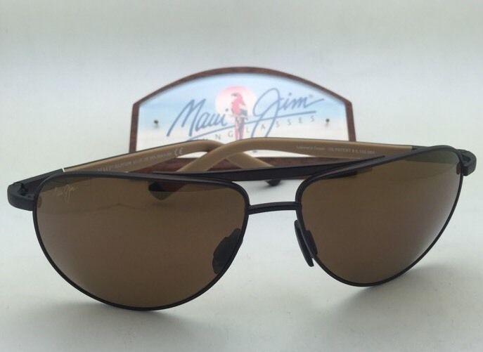 8e6bd8fbae23 Polarized MAUI JIM Sunglasses LEEWARD COAST MJ 297-01M ...