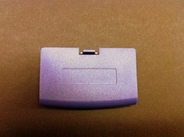 5 PURPLE GAME BOY ADVANCE REPLACEMENT BATTERY COVER LID DOOR FOR SYSTEM ... - $6.24