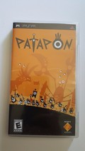 1st Edition Patapon 1 Sony PSP Complete CIB Game + Case & Manual USA seller - $14.95
