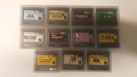 11 Japanese Game Lot For SNK Neo Geo Pocket color Console - $69.95
