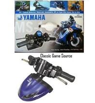 FOR NINTENDO GAME CUBE YAMAHA MS-1 MOTORCROSS SNOWMOBILE JETSKii ATV CON... - $49.95