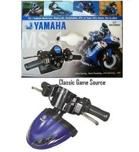 PDF File of  manual for YAMAHA MS-1 MOTORCROSS CONTROLLER FOR PS2 Emailed - $12.00