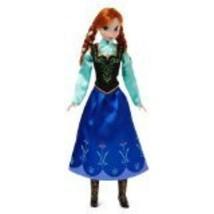 Anna Disney Frozen Doll Classic Doll - $14.15