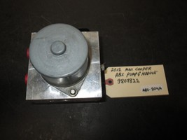 12 Mini Cooper Abs Pump & Module #9807822 *See Item* - $143.54