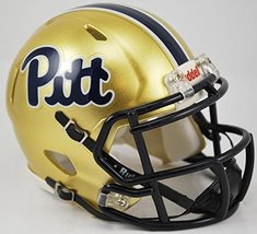 PITTSBURGH PANTHERS NCAA Riddell Revolution SPE... - $25.87