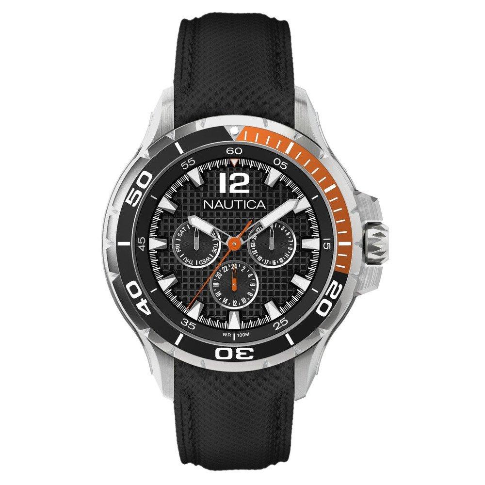 Nautica Men s N17612G NST 02 Classic Analog Watch -  84.39 cb1c7269c0a