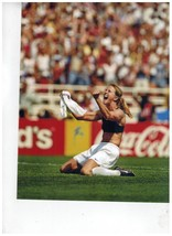 Brandi Chastain Vintage 24X30 Color Soccer Memorabilia Photo - $41.95