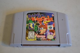 Banjo-Kazooie  (Nintendo 64, 1998) TESTED N64 R... - $29.69