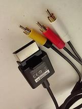 Microsoft Xbox 360 Composite A/V Cable X821376-001 - $9.99