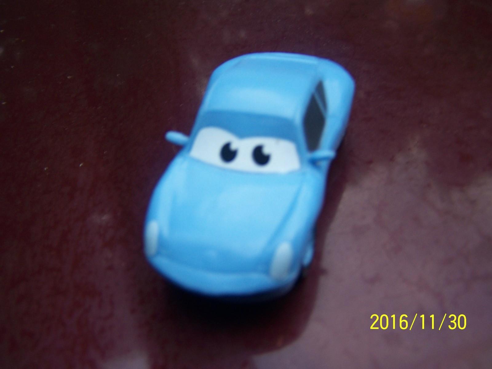 blue PIXAR DISNEY car image 1