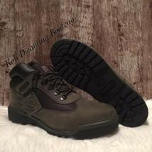 Timberland Mens Field Waterproof Boots TB0A1Y23 Dark Green Nubuck.SZ:11 - $115.94