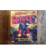 Will Eisner's The Spirit - Multimedia PC CD ROM 1995 RARE  new nwt game ... - $33.25