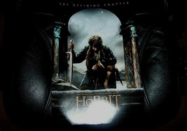 """THE HOBBIT"" 12"" X 17"" MOVIE PROMO POSTER - $7.70"
