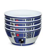 Star Wars R2-D2 4 Bowl Set! - $14.01