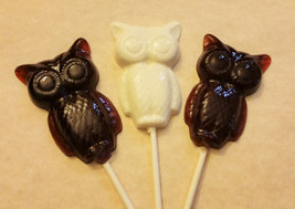 10 LARGE OWL LOLLIPOPS - Harry Potter Themed Party - $13.99