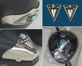 Set of Western Cowboy Boot heel & Tip, Collar T... - $103.94