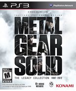 Metal Gear Solid Legacy Collection - Playstation 3 [PlayStation 3] - $39.19